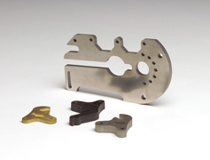 Waterjet Cutting - Metal Example 2