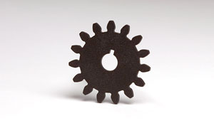 Waterjet Cutting - Composite Gear